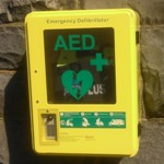 AED defibrillator training in Taunton and Somerset