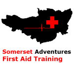 Taunton First Aid at Work courses with Somerset Adventures